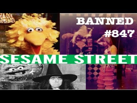 The Wicked Witch Visits Sesame Street - Banned Episode #847 (1976)