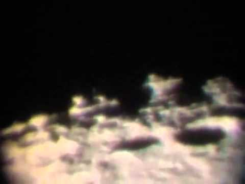 Extremely tall structure tower on the moon wmv