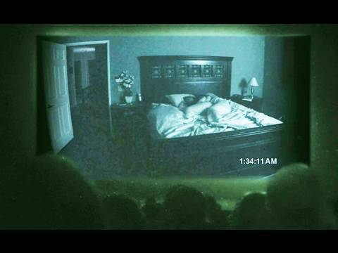 """Paranormal Activity"" - Official Trailer [HQ HD]"