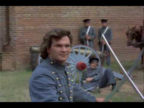 Patrick Swayze in North & South (1985)