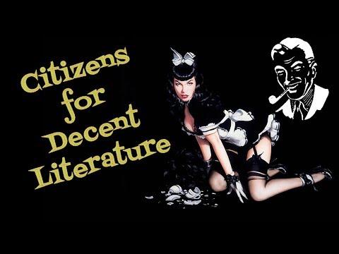 Citizens for Decent Literature - Perversion for Profit