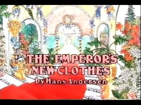 The Emperors New Clothes | Full Animated Story | Old Version