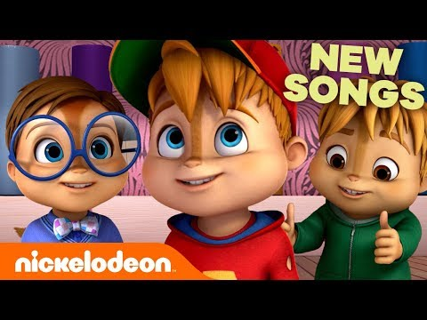 ALVINNN!!! and The Chipmunks End of the Year BOPS! 🎶 | Nick