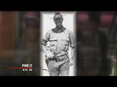 Meet the man who inspired 'Indiana Jones'