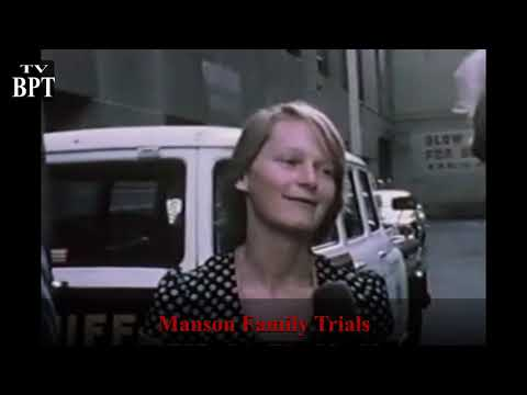 Mary Brunner TestifiesTuesday, April 14th, 1970 Manson Family Trials