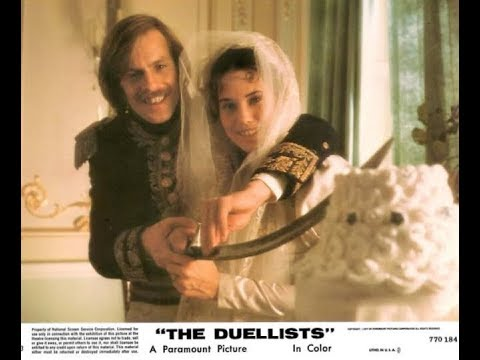 """D'Hubert and Adele - Marriage proposal from """"The Duellists"""" (1977)"""