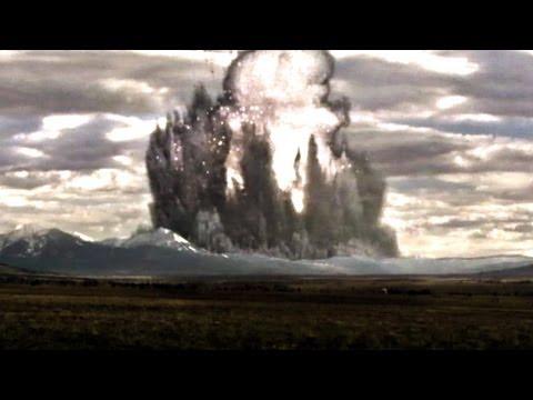 Naked Science - Super Volcanoes