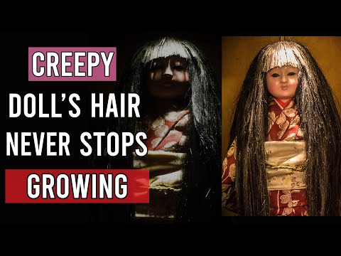 The Most Haunted Japanese Doll That Grows Real Human Hair - Okiku