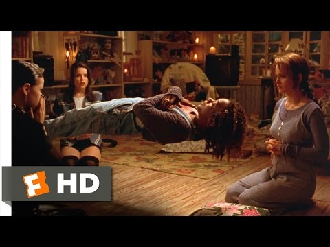The Craft (2/10) Movie CLIP - Light As a Feather, Stiff As a Board (1996) HD