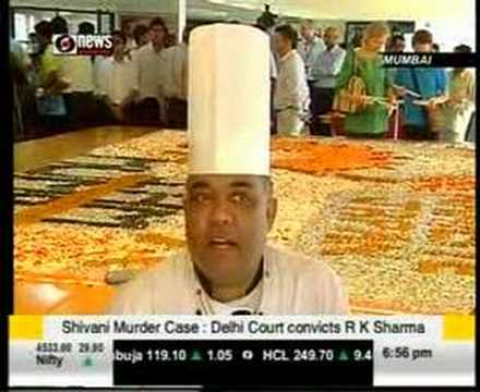 """Guinness World Record for """"Largest Sushi Mosaic"""" Broken"""