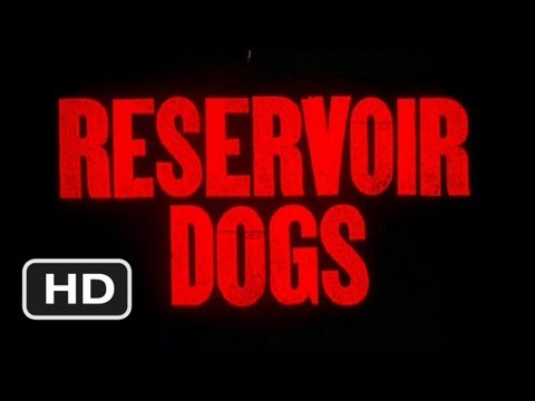 Reservoir Dogs Official Trailer #1 (Red Band) - (1992) HD