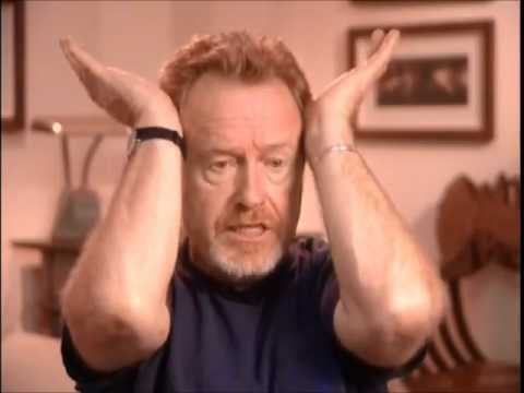 Ridley Scott & Tim Curry commentary from LEGEND