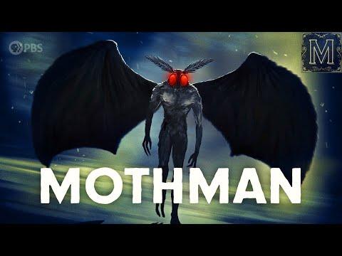 Mothman: America's Notorious Winged Monster | Monstrum