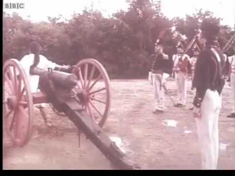British Kill Indians With Canon Executions