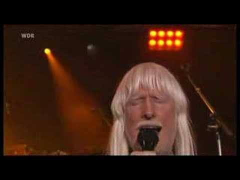 """Edgar Winter """"Tobacco Road"""" Live at Rockpalast 2007 Part One"""
