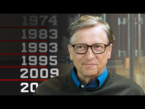 Bill Gates Breaks Down 6 Moments From His Life | WIRED