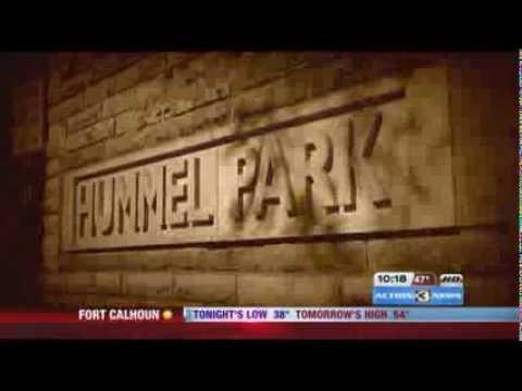 PRISM Paranormal Research - CBS KMTV News @ Hummel Park - Omaha, NE (2013)
