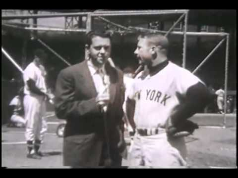 Mickey Mantle Discusses Hitting Right and Left Handed | Steiner Sports Memorabilia