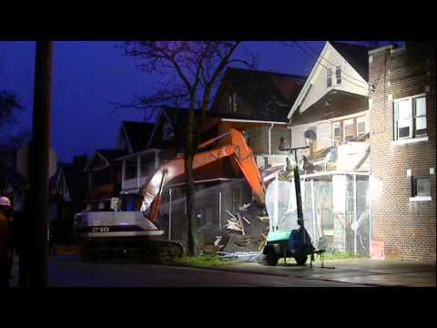 Serial Killer Anthony Sowell's 'House Of Horrors' Demolished