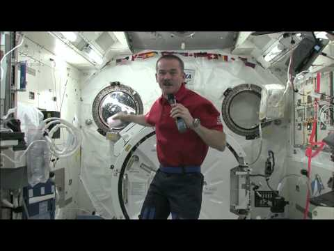 How To Barf, Puke, Vomit In Space   Video
