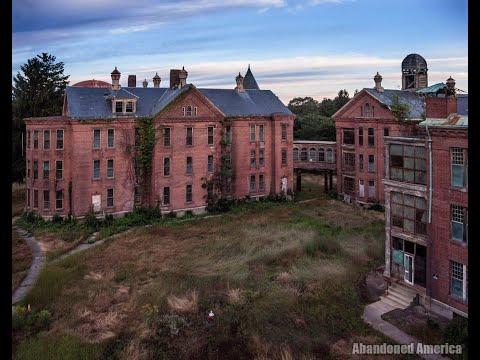 The Haunted Taunton Mental Asylum