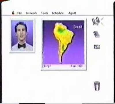 Apple's 1987 Knowledge Navigator Video