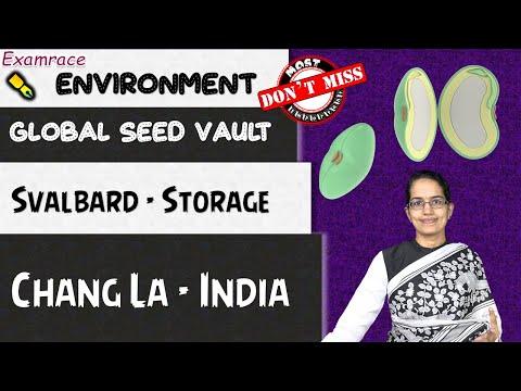 Global Seed Vault | Svalbard | Chang La - Preserving Species | Environment
