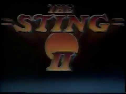 The Sting II 1983 TV Spot