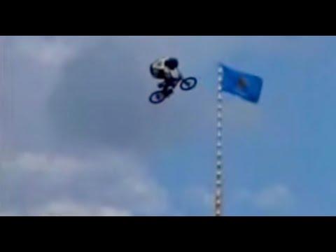"""Mat Hoffman """"Highest Air World Record"""" @The Stuntabiker"""