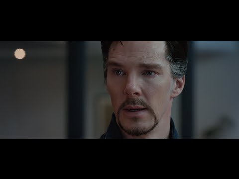 Doctor Strange Official Trailer 2