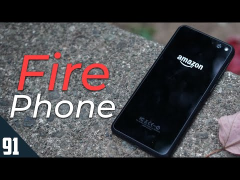 The Forgotten Amazon Fire Phone