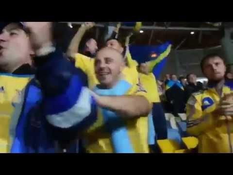 UEFA Probes Ukraine Fans Over Putin Song: Anti-Russian chants heard at Belarus tie