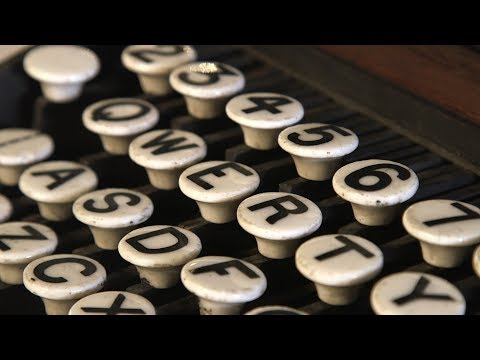 History of Typewriters | The Henry Ford's Innovation Nation
