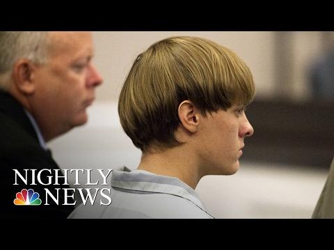 Dylann Roof Sentenced To Death For Charleston Church Massacre | NBC Nightly News