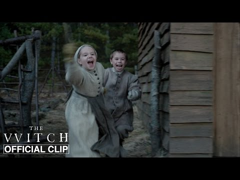 The Witch | The Twins | Official Clip HD | A24