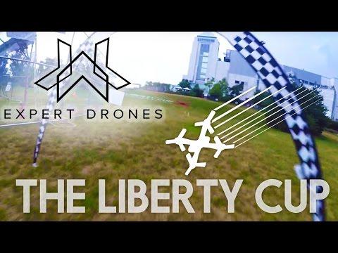 Liberty Cup - Practice 1- Nationals Qualifier - NYC NJ - Expert Drones
