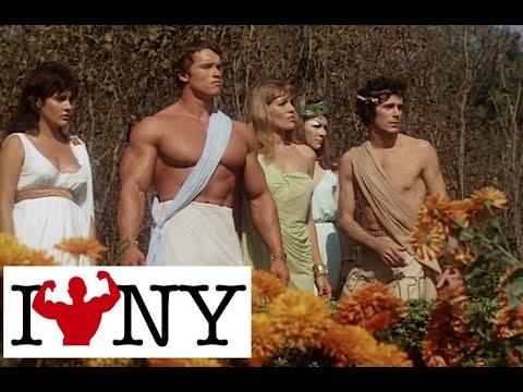 Arnold Schwarzenegger/Hercules in New York (1969)/best scenes with dubbed voice and original audio.