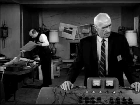 the twilight zone the brain center at mr whipples 1964 you will laugh