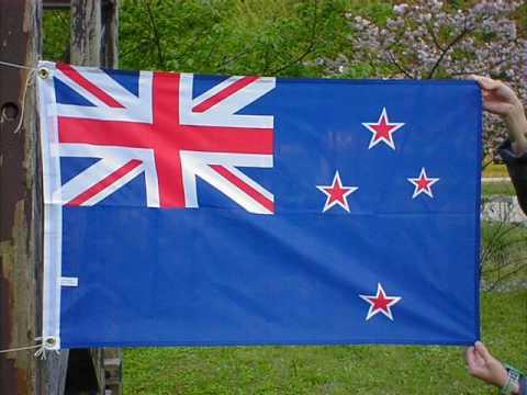 Himno Nueva Zelanda (versión en Inglés) / New Zealand National Anthem (English version)