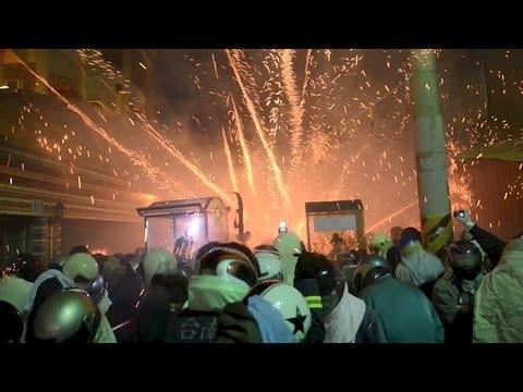 Yanshui Beehive Firework Festival