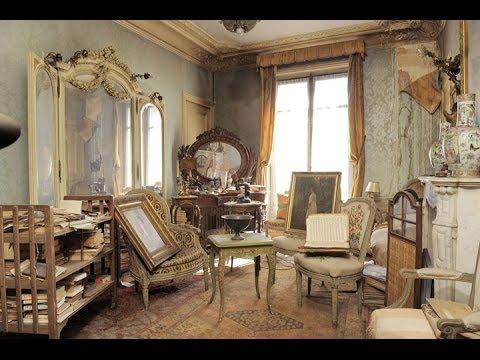 URBEX Un appartement inoccupé depuis 1942 a été découvert à Paris