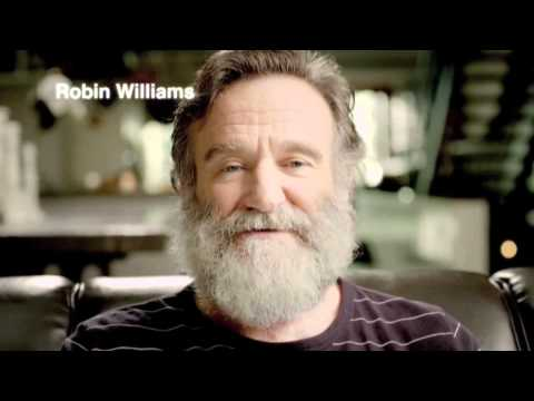 The Legend of Zelda: Ocarina of Time 3D - Robin Williams Ads