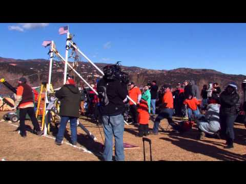 2013 Manitou Springs Fruit Cake Toss