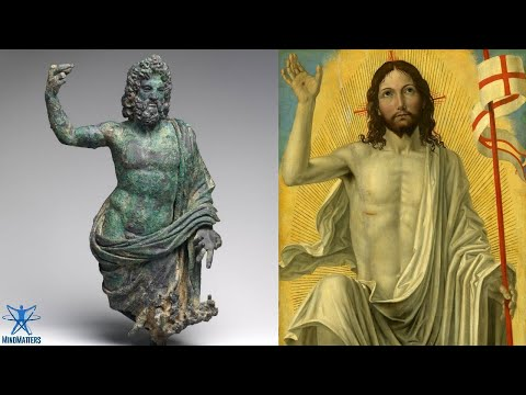 The Origins of the World's Mythology - History Is a Remix