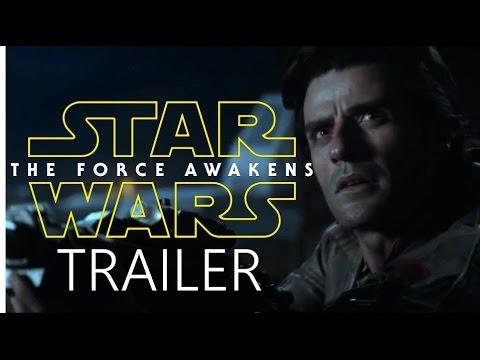 Star Wars The Force Awakens Poe Dameron´s Journey (Trailer)