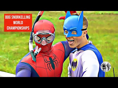The 2018 World Bog Snorkelling Championships