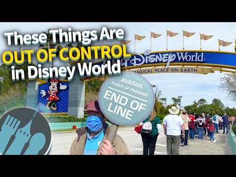 15 Things That are Out of Control in Disney World!