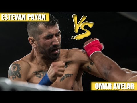 BKFC: FULL FIGHT! Estevan Payan vs Omar Avelar