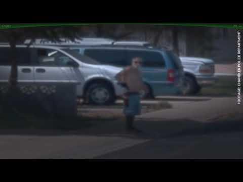 Man pulls gun on Waymo self-driving vehicle in Arizona