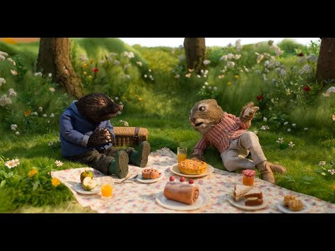 The Wind in the Willows | Official Trailer |